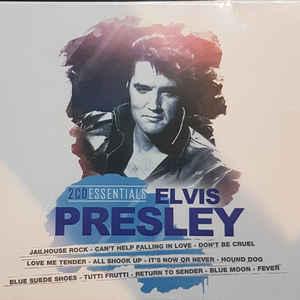 PRESLEY, ELVIS – ESSENTIALS – ELVIS PRESLEY (2xCD)