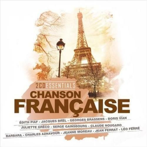 VARIOUS ARTISTS – ESSENTIALS: CHANSON FRANCAISE (2xCD)