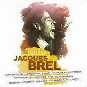 BREL, JACQUES – ESSENTIALS – JACQUES BREL (2xCD)
