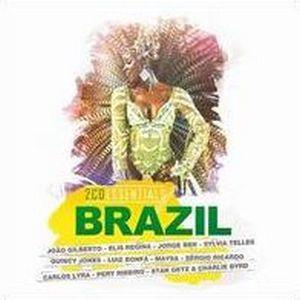 VARIOUS ARTISTS – ESSENTIALS-BRAZIL (2xCD)