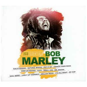 MARLEY BOB – ESSENTIALS – BOB MARLEY (2xCD)