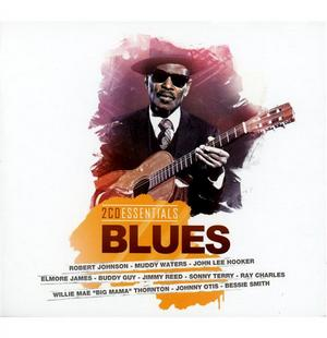 VARIOUS ARTISTS – ESSENTIALS-BLUES (2xCD)