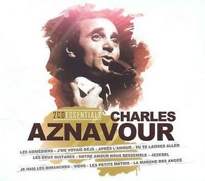 AZNAVOUR, CHARLES – ESSENTIALS – CHARLES AZNAVOUR (2xCD)
