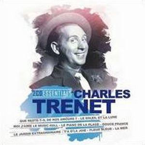TRENET, CHARLES – ESSENTIALS: CHARLES TRENET (2xCD)