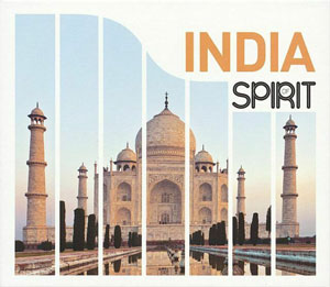 VARIOUS ARTISTS – COLLECTION SPIRIT OF INDIA 4CD WAGRA3313312 (4xCD)