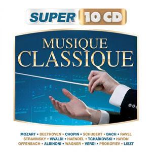 MUSIQUE CLASSIQUE – SUPER 10CD-MUS.CLASS (10xCD)