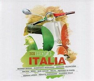 VARIOUS ARTISTS – ESSENTIALS-ITALIA (2xCD)