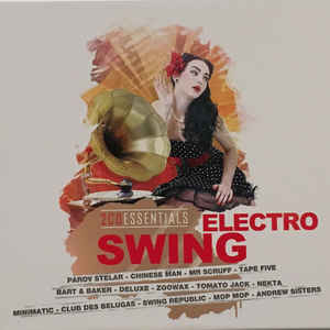VARIOUS ARTISTS – ESSENTIALS: ELECTRO SWING (2xCD)