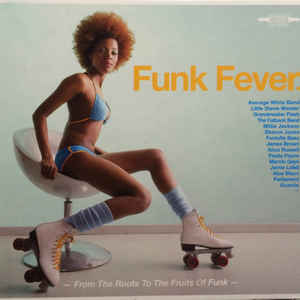 VARIOUS ARTISTS – FUNK FEVER 4CD WAGRA3316592 (4xCD)