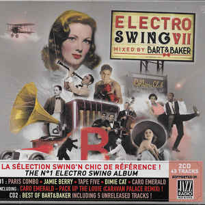 VARIOUS ARTISTS – ELECTRO SWING VOL.7 2CD WAGRA3316782 (2xCD)