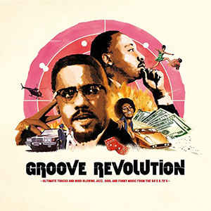 VARIOUS ARTISTS – GROOVE REVOLUTION 4-CD (4xCD)