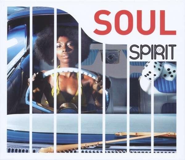 VARIOUS ARTISTS – SPIRIT OF SOUL (4xCD)