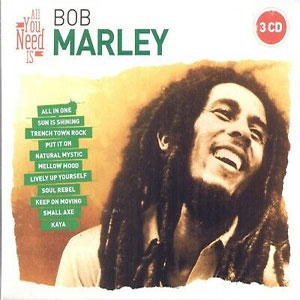 V/A – ALL YOU NEED IS MARLEY (3xCD)