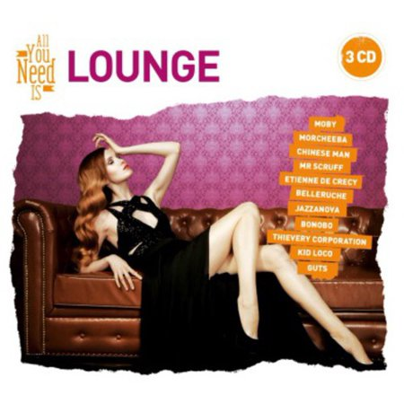 V/A – ALL YOU NEED IS LOUNGE (3xCD)