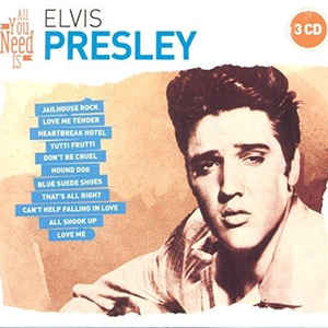 VARIOUS ARTISTS – ALL YOU NEED IS PRESLEY (3xCD)