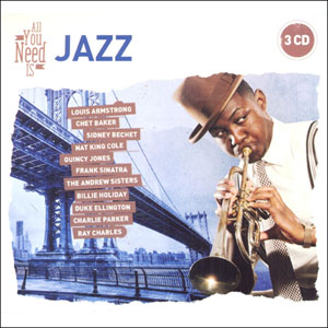 V/A – ALL YOU NEED IS JAZZ (3xCD)