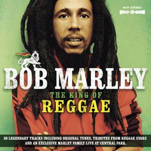 MARLEY, BOB – KING OF REGGAE (5xCD)