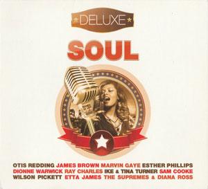 VARIOUS ARTISTS – DELUXE-SOUL – DELUXE (CD)