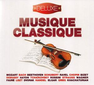 VARIOUS ARTISTS – DELUXE-MUS.CLASSIQUE (CD)