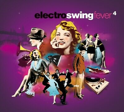 VARIOUS ARTISTS – ELECTRO SWING FEVER 4 (4xCD)