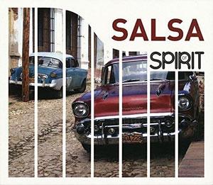 VARIOUS ARTISTS – SPIRIT OF SALSA (4xCD)
