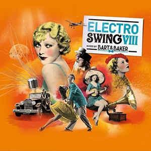 VARIOUS ARTISTS – ELECTRO SWING VOL.8  2015 1CD (CD)