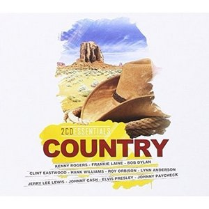 VARIOUS ARTISTS – ESSENTIALS-COUNTRY (2xCD)