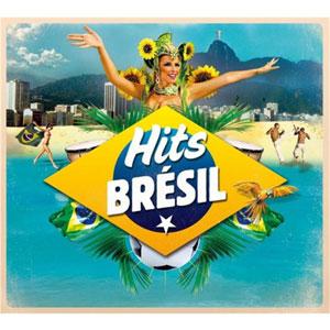 VARIOUS ARTISTS – HITS BRESIL 2016 BRAZIL 3-CD (3xCD)