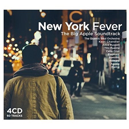 VARIOUS ARTISTS – NEW YORK FEVER VOL.1 4-CD (4xCD)