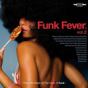VARIOUS ARTISTS – FUNK FEVER VOL.2 4-CD (4xCD)