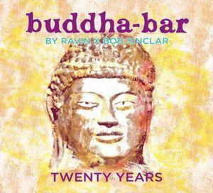VARIOUS ARTISTS – BUDDHA BAR 20 YEARS ANNIVERSARY (2xCD)