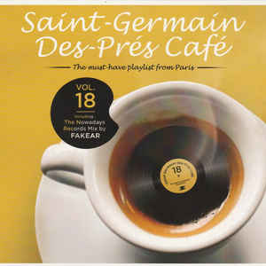 VARIOUS ARTISTS – SAINT-GERMAIN-DES-PRES CAFE VOL.18 2CD (CD)