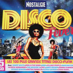 VARIOUS ARTISTS – NOSTALGIE DISCO FEVER 5-CD (5xCD)