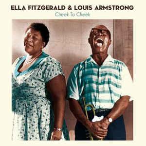 FITZGERALD ELLA & ARMSTRONG – CHEEK TO CHEEK (LP)
