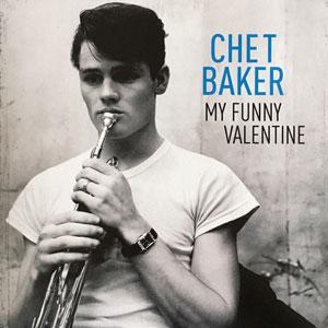BAKER CHET – MY FUNNY VALENTINE (LP)