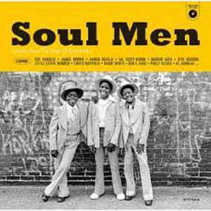 VARIOUS ARTISTS – SOUL MEN (LP)