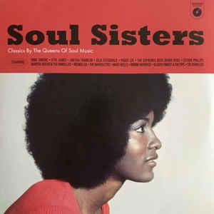 VARIOUS ARTISTS – SOUL SISTERS VINTAG- (LP)