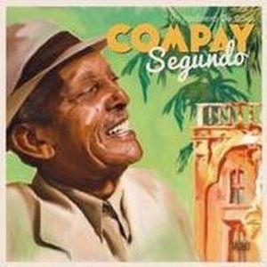COMPAY SEGUNDO – UN JARDINERO DE AMOR (LP)