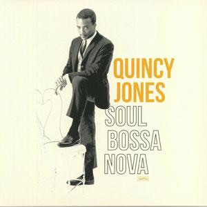 JONES, QUINCY – SOUL BOSSA NOVA (LP)