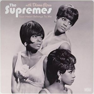 SUPREMES WITH DIANA ROSS – YOUR HEART BELONGS (LP)