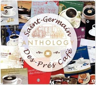 SAINT-GERMAIN-DES-PRES CAFE SAINT GERMAIN DES PRES CAFE – ANTHOLOGY 4CD  WAGRA  –  (CD)