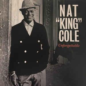 COLE, NAT KING – UNFORGETTABLE (LP)