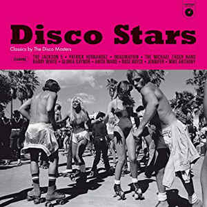 VARIOUS ARTISTS – DISCO STARS (LP)