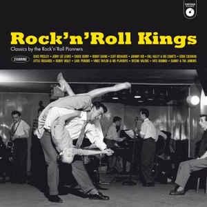 VARIOUS ARTISTS – ROCK'N'ROLL KINGS (LP)