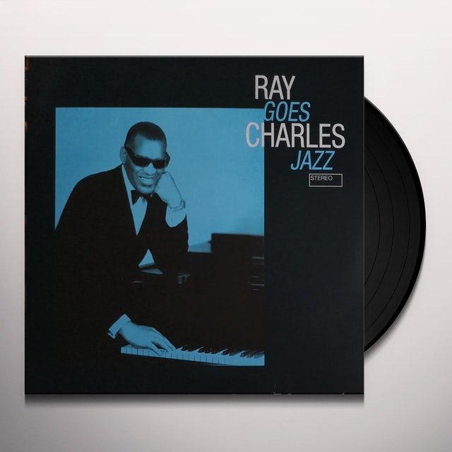 CHARLES RAY – GO JAZZ (LP)