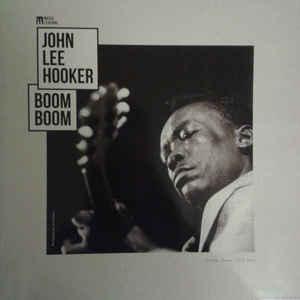 HOOKER, JOHN LEE – BOOM BOOM (LP)