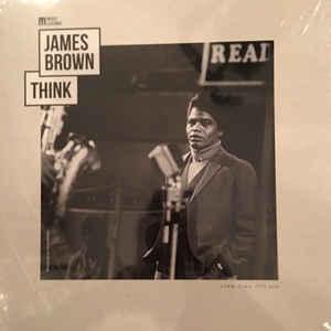 BROWN, JAMES – THINK (LP)