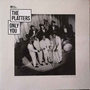 PLATTERS – ONLY YOU (LP)