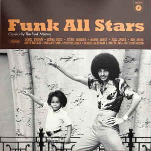 VARIOUS ARTISTS – FUNK ALL STARS (LP)