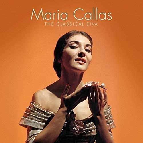 CALLAS, MARIA – CLASSICAL DIVA (LP)